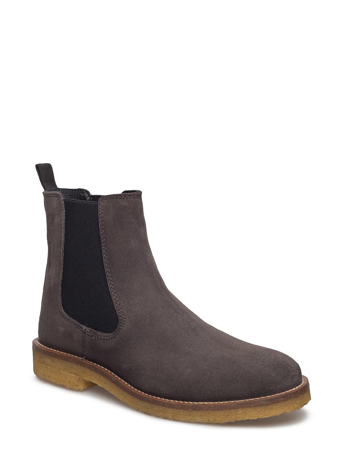 Chelsea Boot Garment Project Støvler til Damer i Grå
