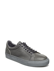 Off Court - GREY LEATHER