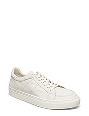 Off Court - OFF WHITE LEATHER
