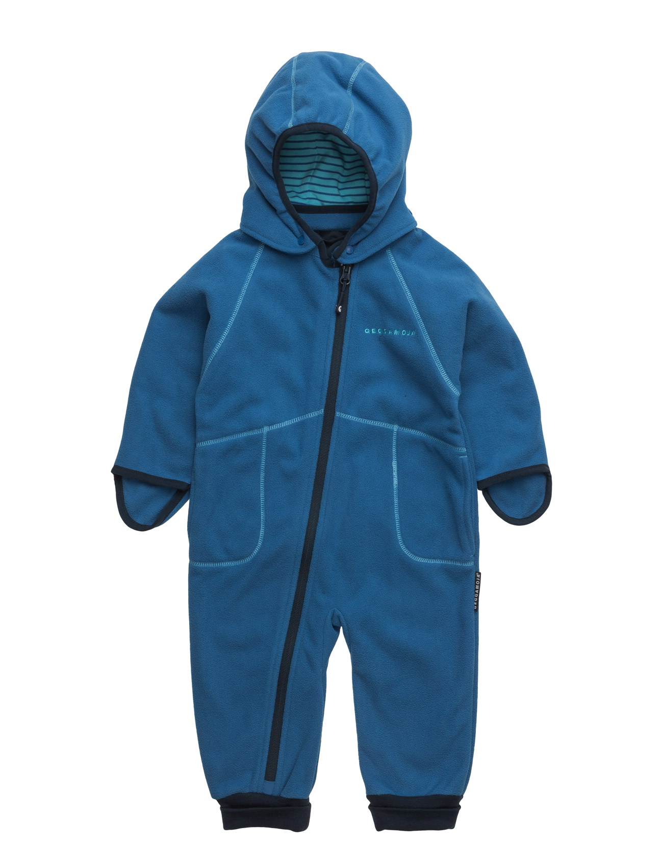 Wind Fleece Overall Geggamoja Overalls til Børn i Blå