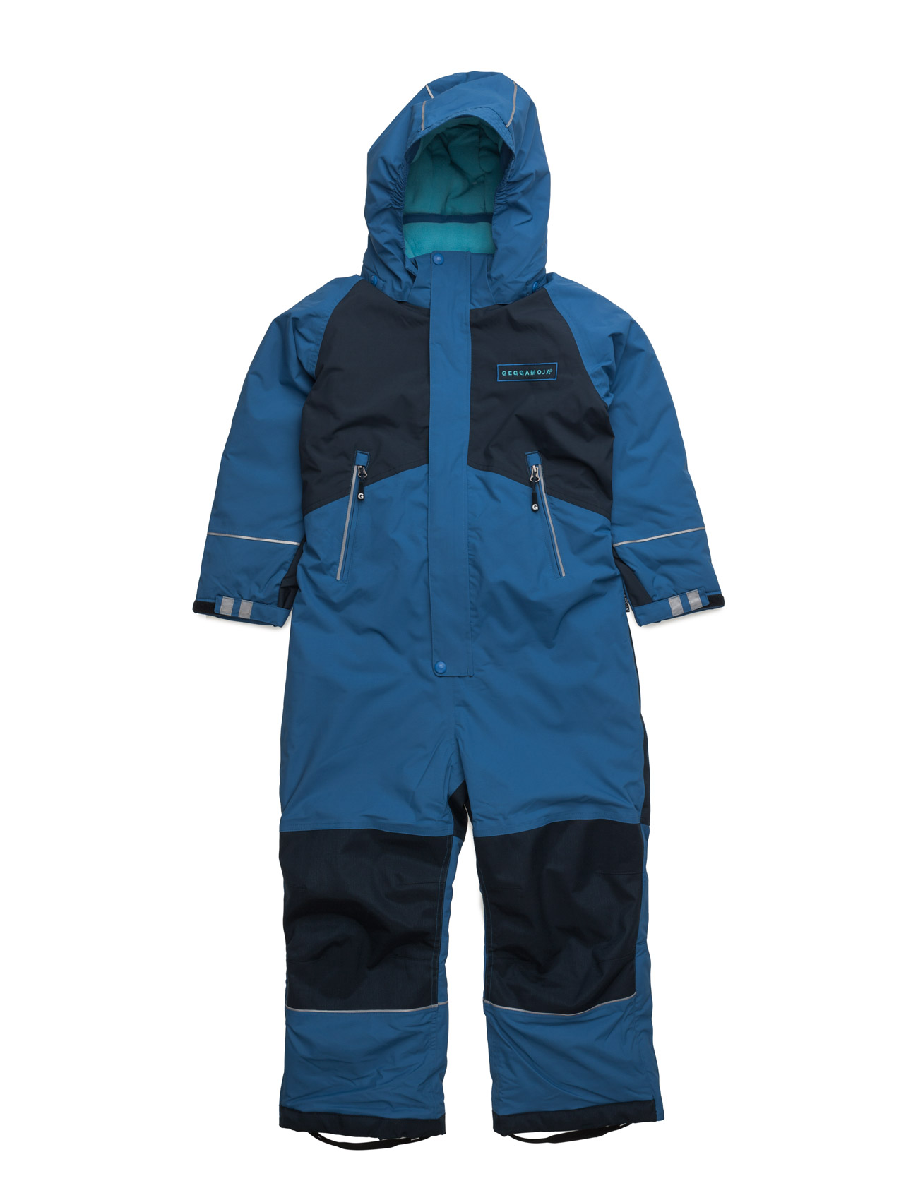 Winter Overall Geggamoja Overalls til Børn i Navy blå