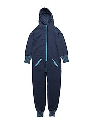 College Jumpsuit - MARINE