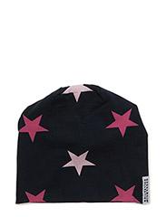 Cap - MARIN/CERISE STAR