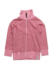 Zipsweater Classic - PINK/RED