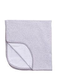 Blanket Classic - LIGHTGREY/WHITE