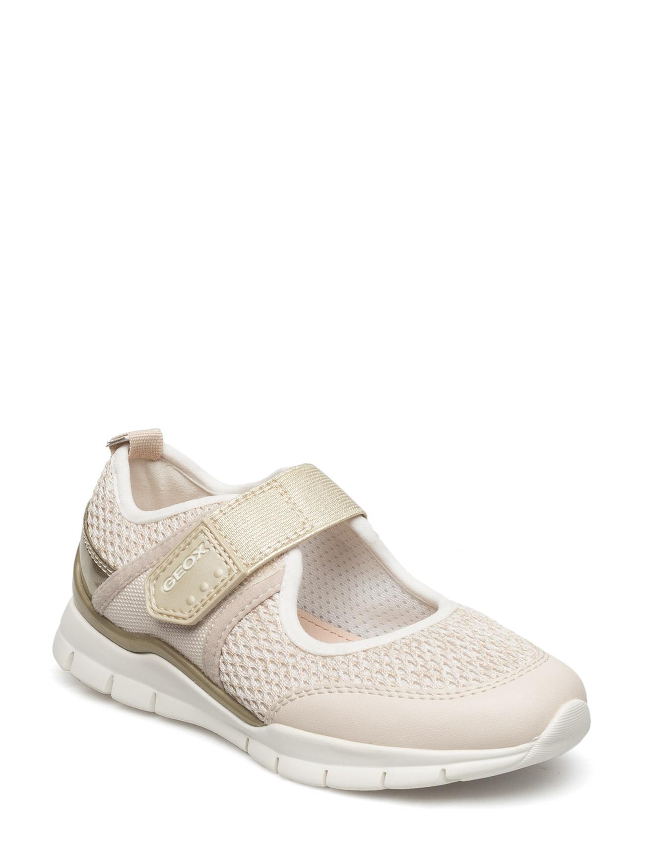 J Sukie Girl GEOX Sko & Sneakers til Børn i elfenben