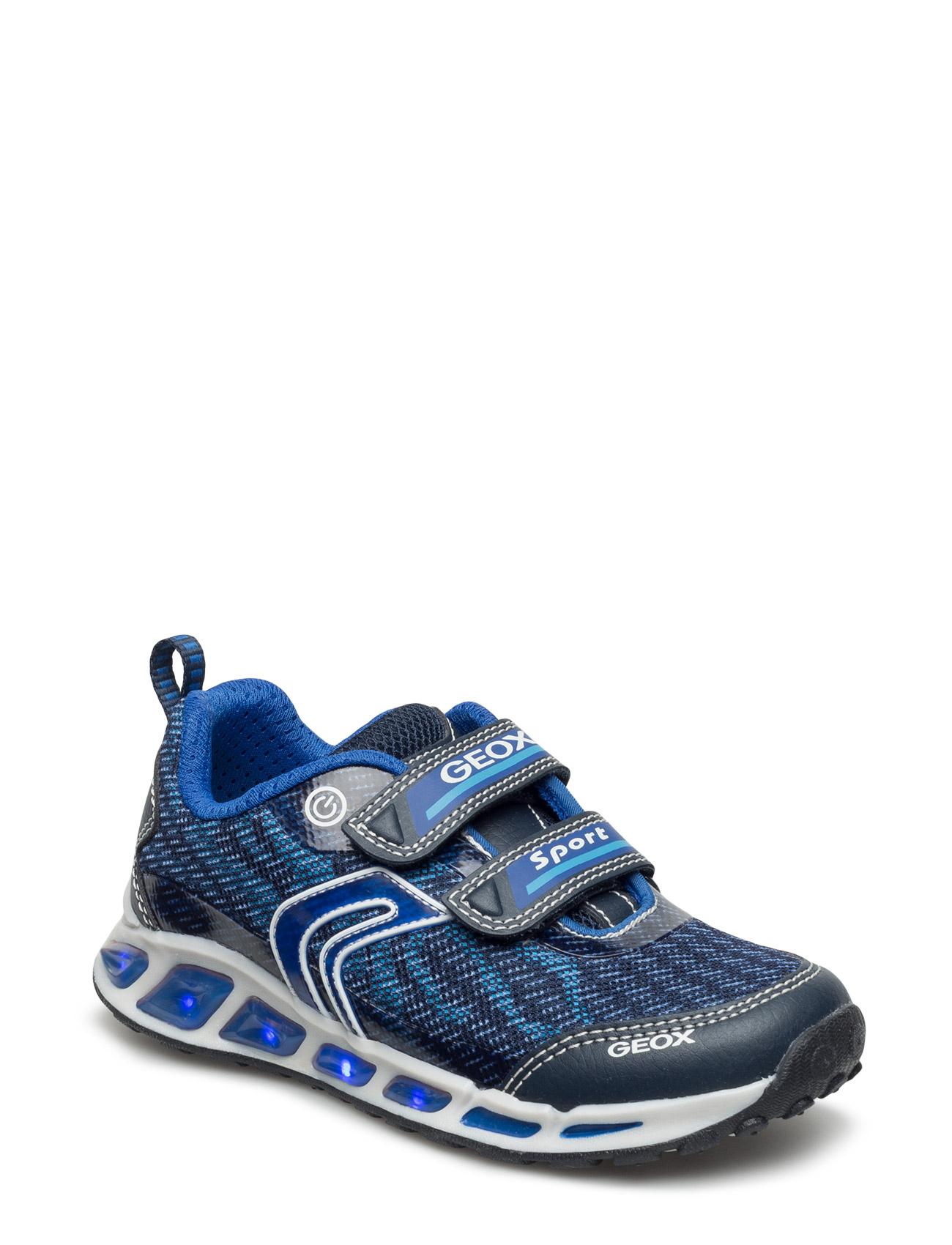 De läckraste J Shuttle Boy GEOX Skor   Sneakers till Barn i trevliga  material f46712a7d9e91