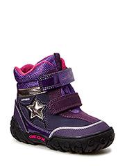 B GULP B GIRL ABX - Med Purple