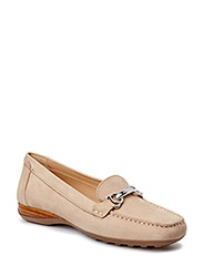 MOCCASINS DONNA EURO - LT TAUPE