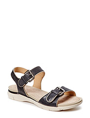 D SANDAL SUKIE - BLACK