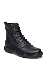 D ASHEELY A - BLK OXFORD