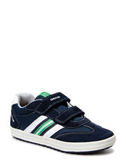 SNEAKERS JR VITA - NAVY/LIME