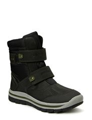 JR OVERLAND B ABX - BLACK/MILITARY