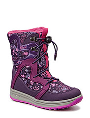 J ROBY B GIRL ABX - Med Purple