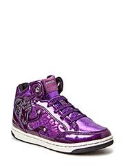 JR CREAMY - Med Purple