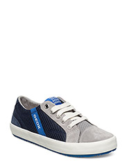 J ALONISSO BOY - NAVY/GREY