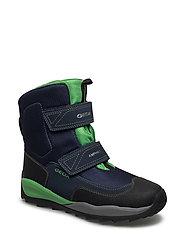 J ORIZONT BOY ABX F - BLUE/GREEN