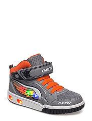 JR GREGG A - GREY/ORANG
