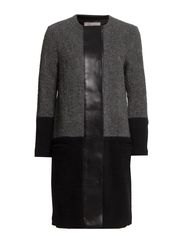 Coat - dark grey