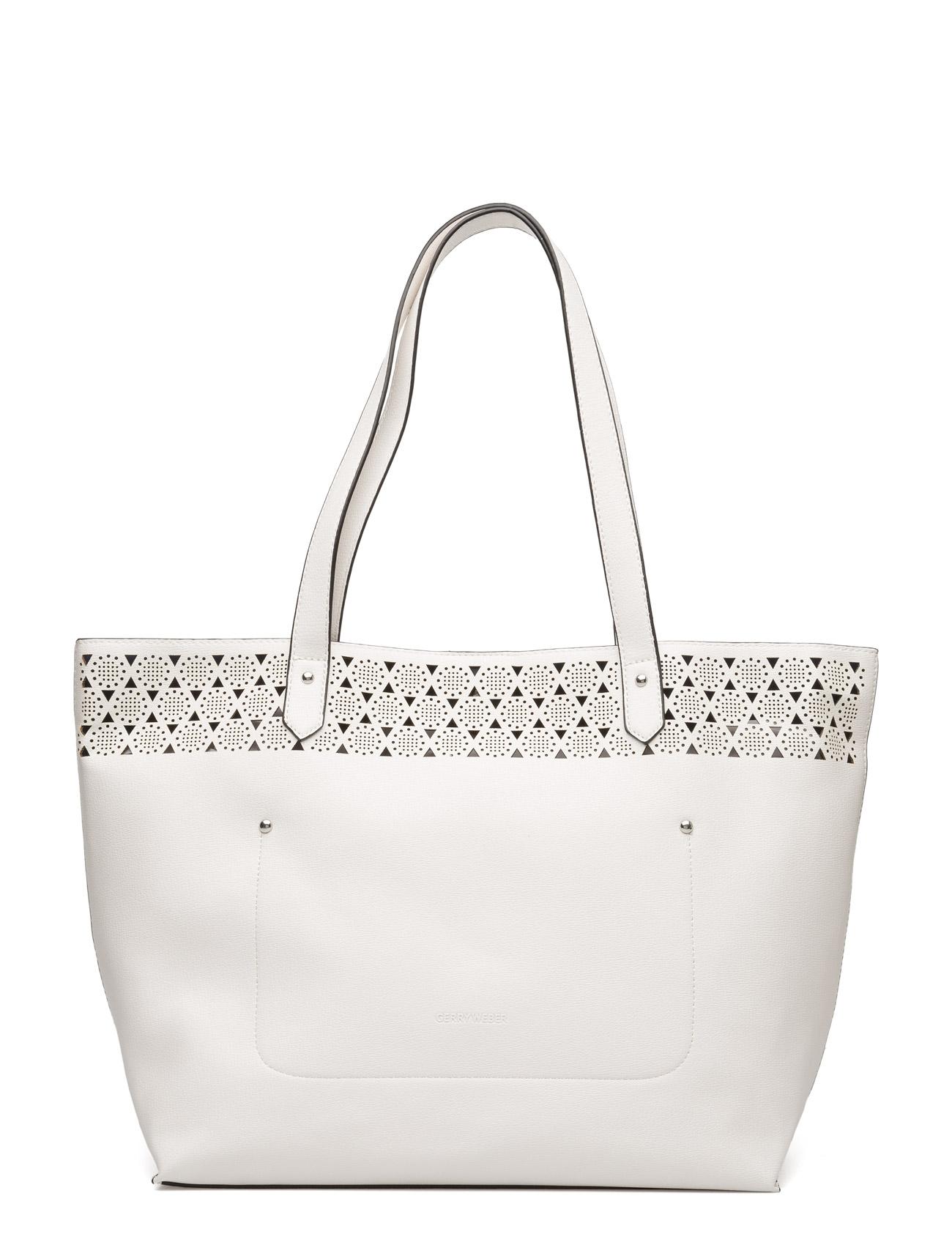 Spring Fever Shopper L Gerry Weber Shopper tasker til Damer i hvid