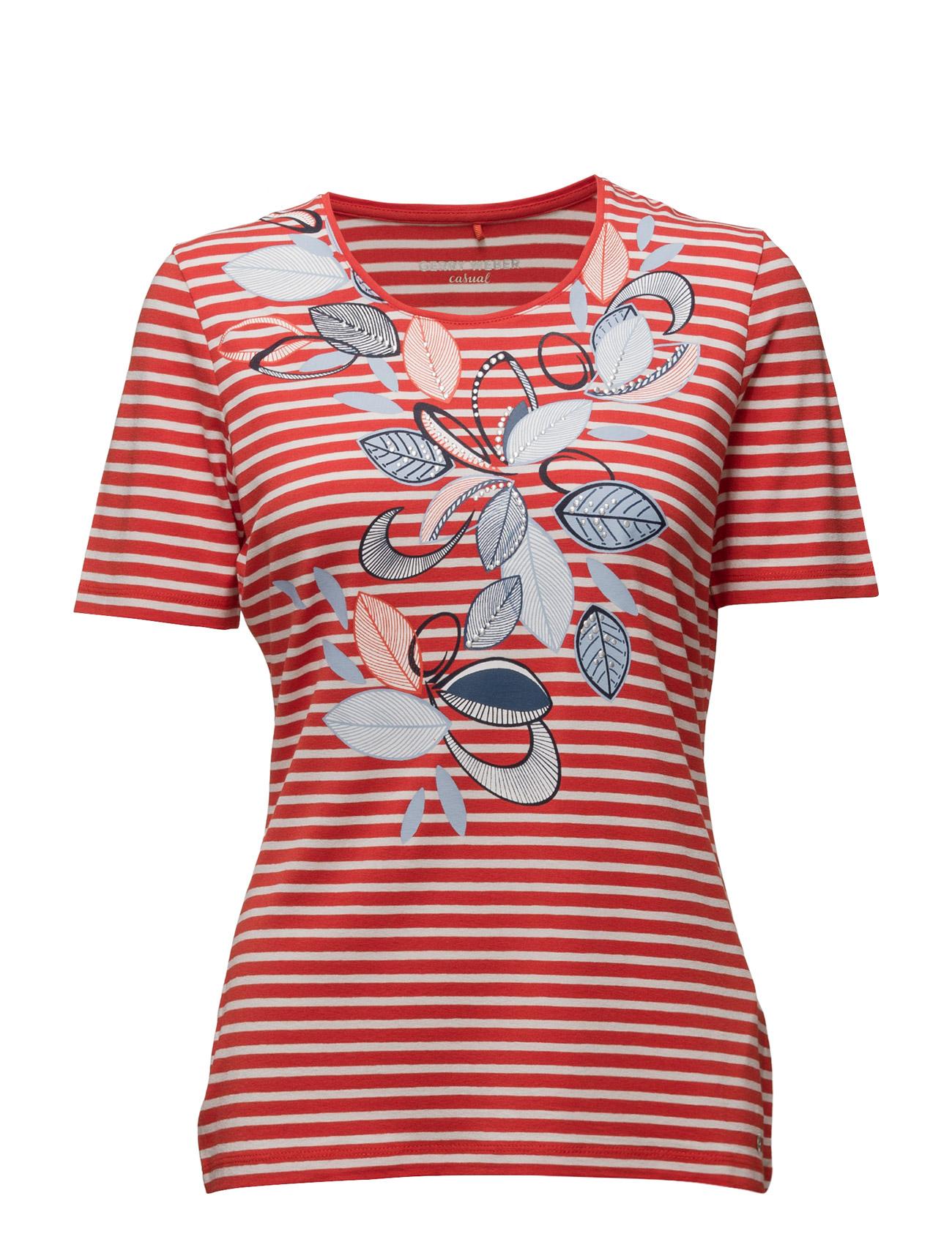 T-Shirt Short-Sleeve Gerry Weber Edition Kortærmede til Damer i
