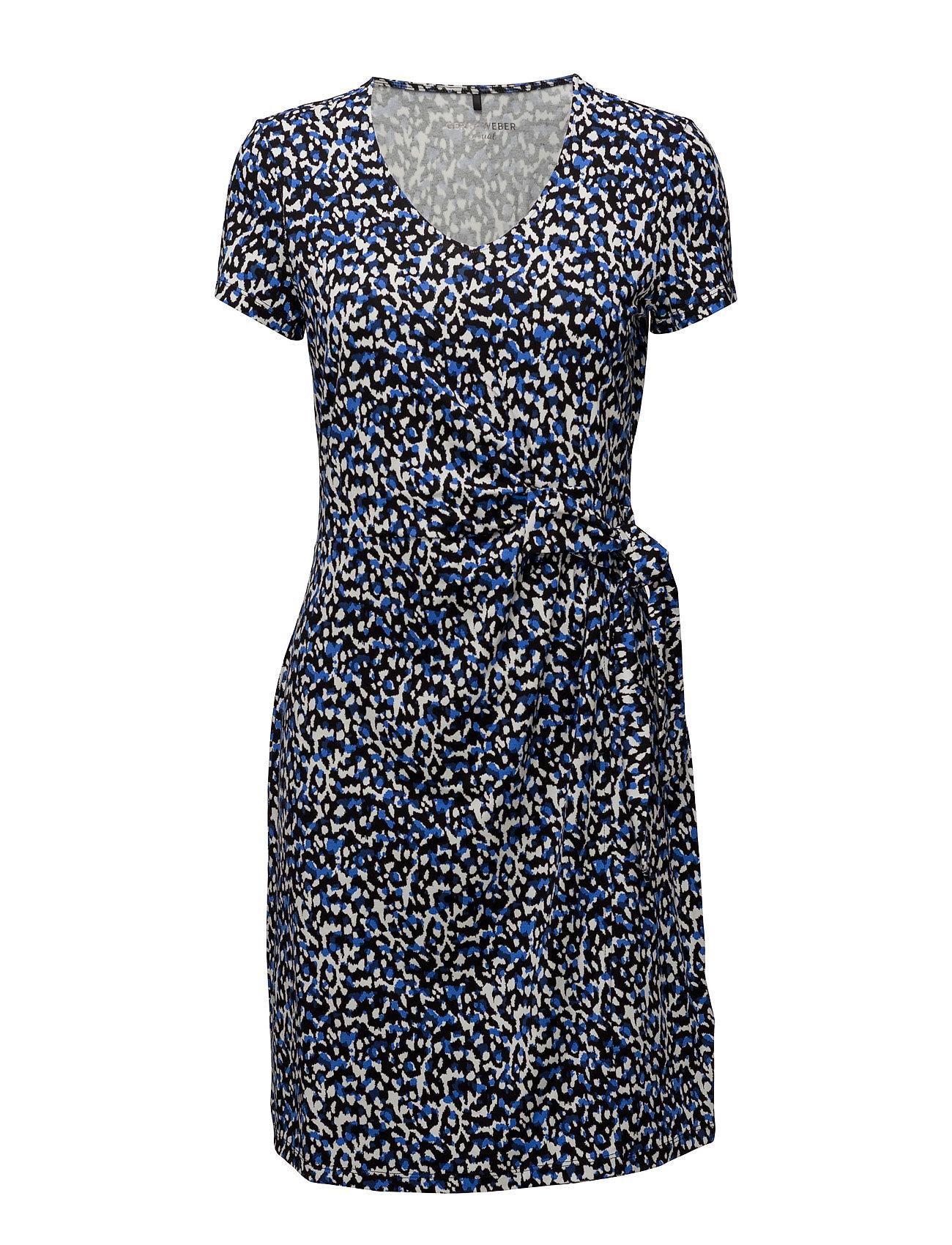 Dress Knitted Fabric Gerry Weber Edition Knælange & mellemlange til Damer i
