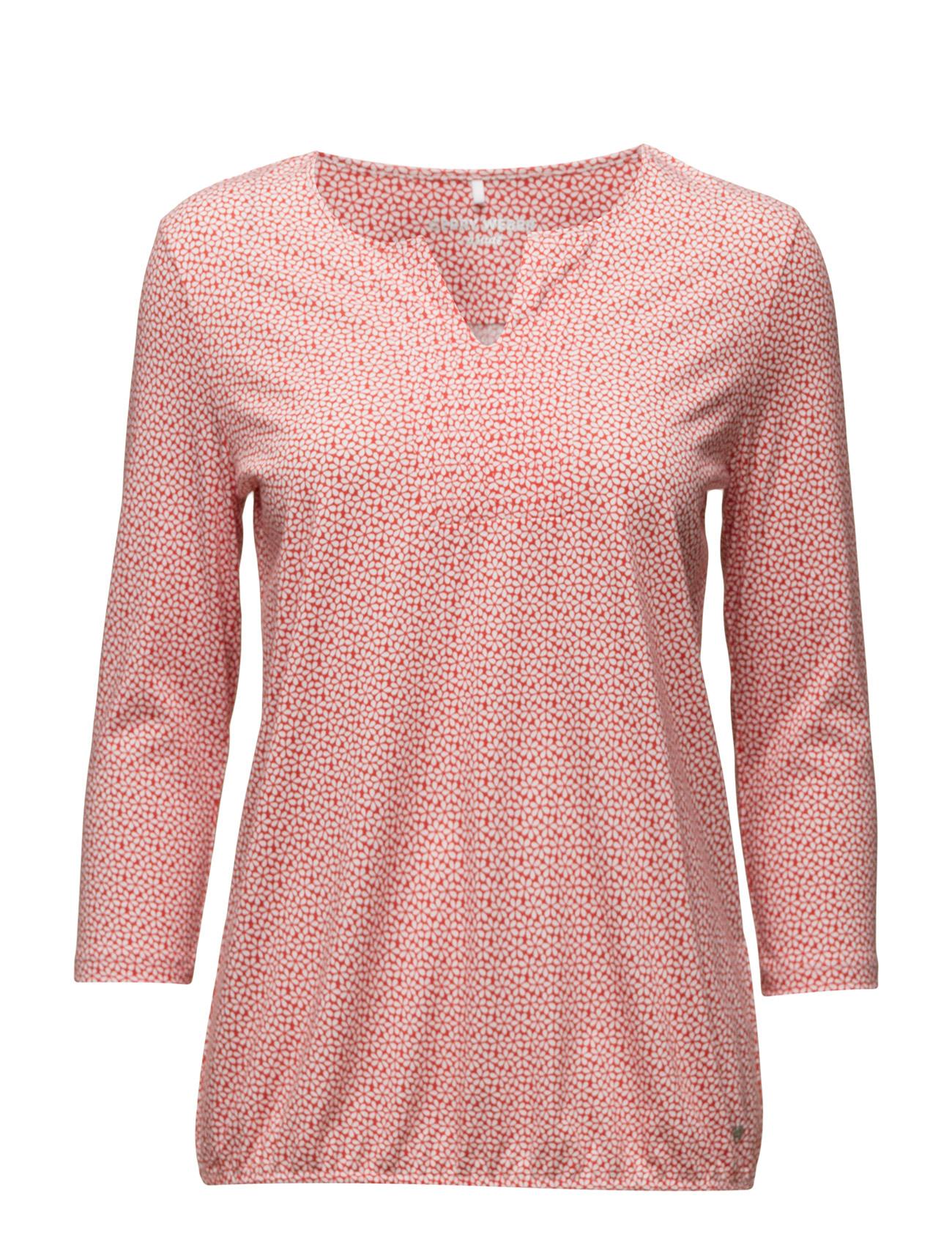 T-Shirt 3/4-Sleeve R Gerry Weber Edition Langærmede til Damer i Ecru