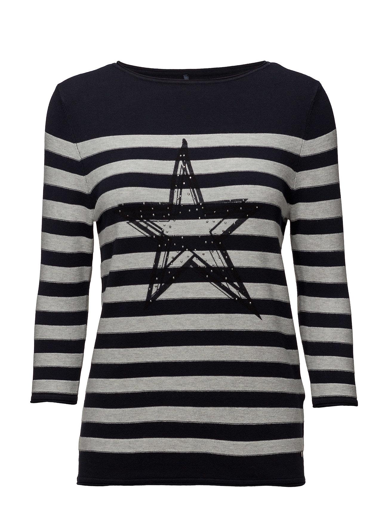 Pullover 3/4-Sleeve Gerry Weber Edition Striktøj til Kvinder i