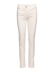 TROUSERS JEANS SPECI - APRICOT