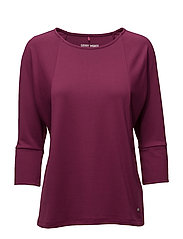 T-SHIRT 3/4-SLEEVE R - AUTUM BLACKBERRY