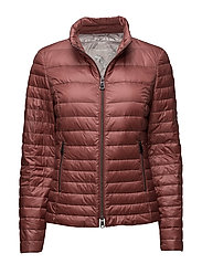 OUTDOOR JACKET NO WO - MAUVE