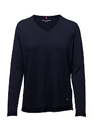 PULLOVER LONG-SLEEVE - DRESS BLUES