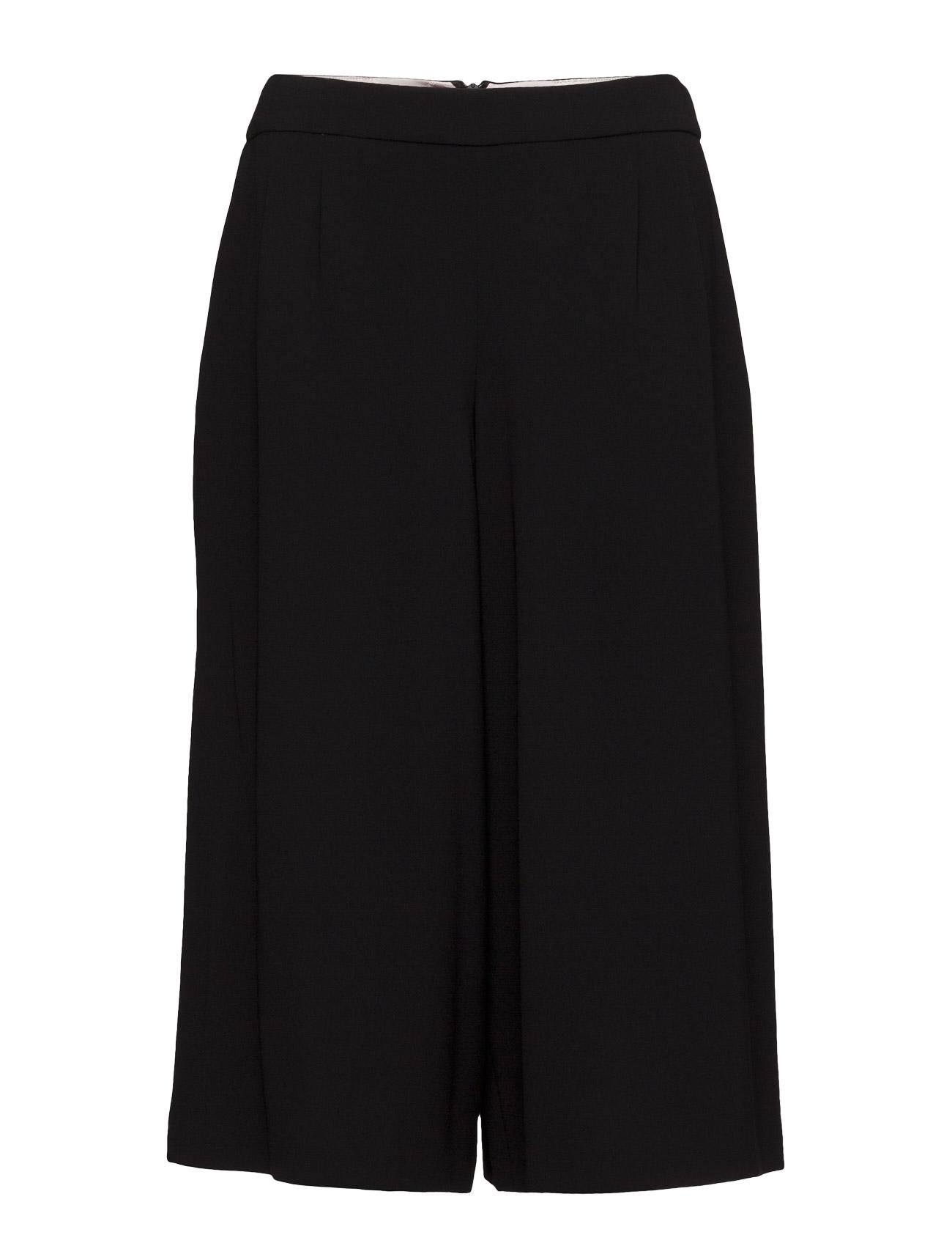 Trousers Cloth/Coord Gerry Weber Trompetbukser til Kvinder i Sort