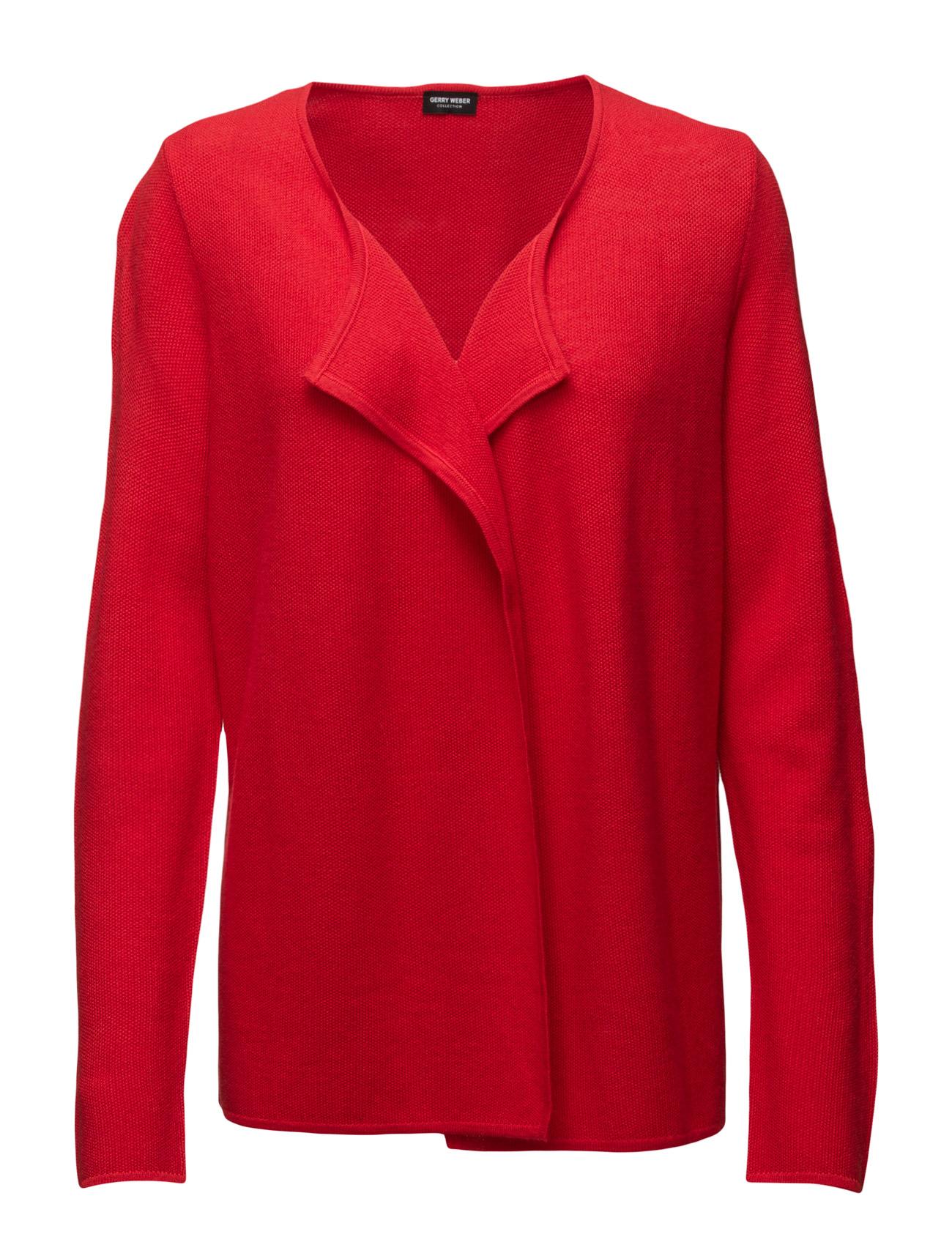 Jacket Knitwear Gerry Weber Striktøj til Kvinder i Læbestift