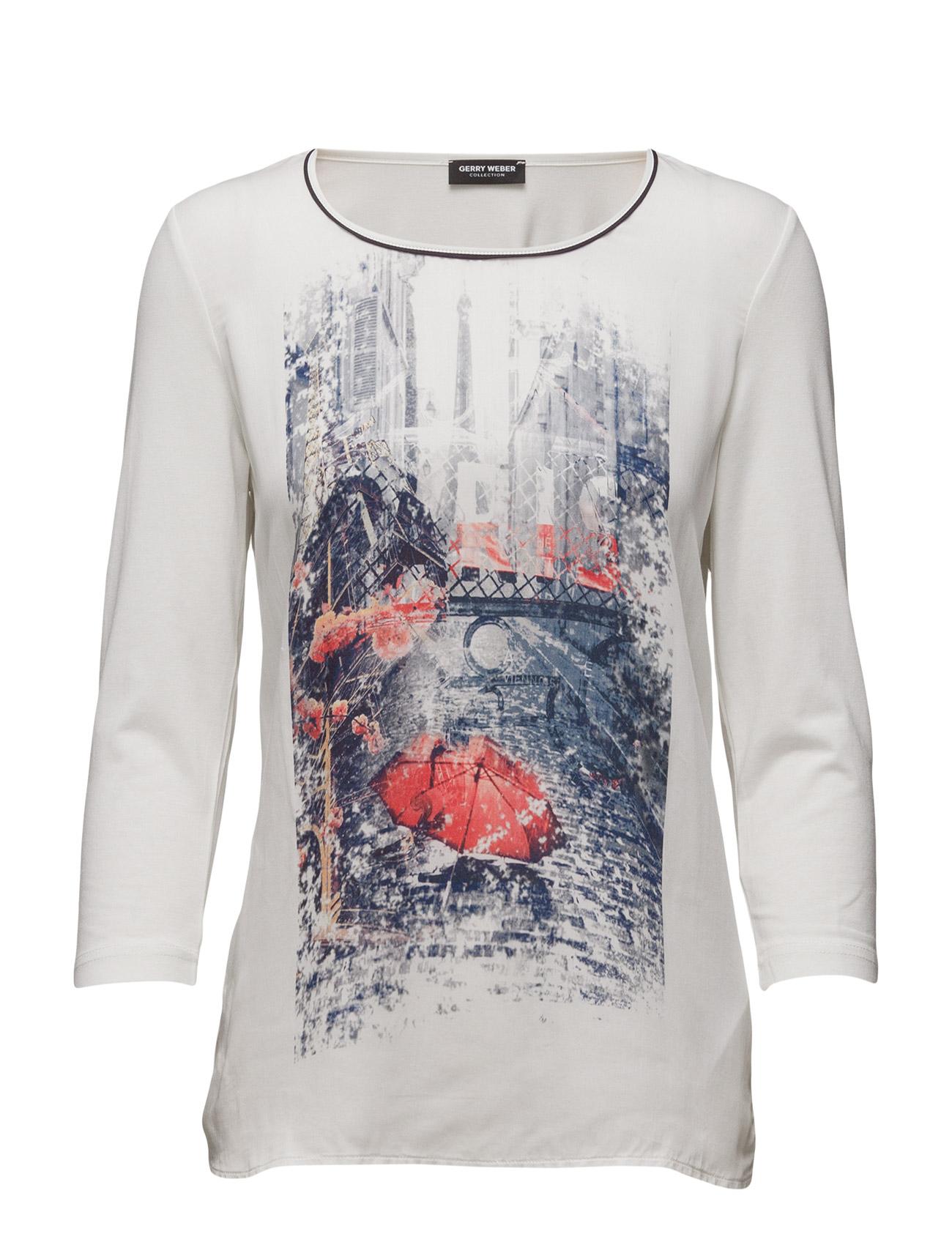 T-Shirt Long-Sleeve Gerry Weber Langærmede til Damer i