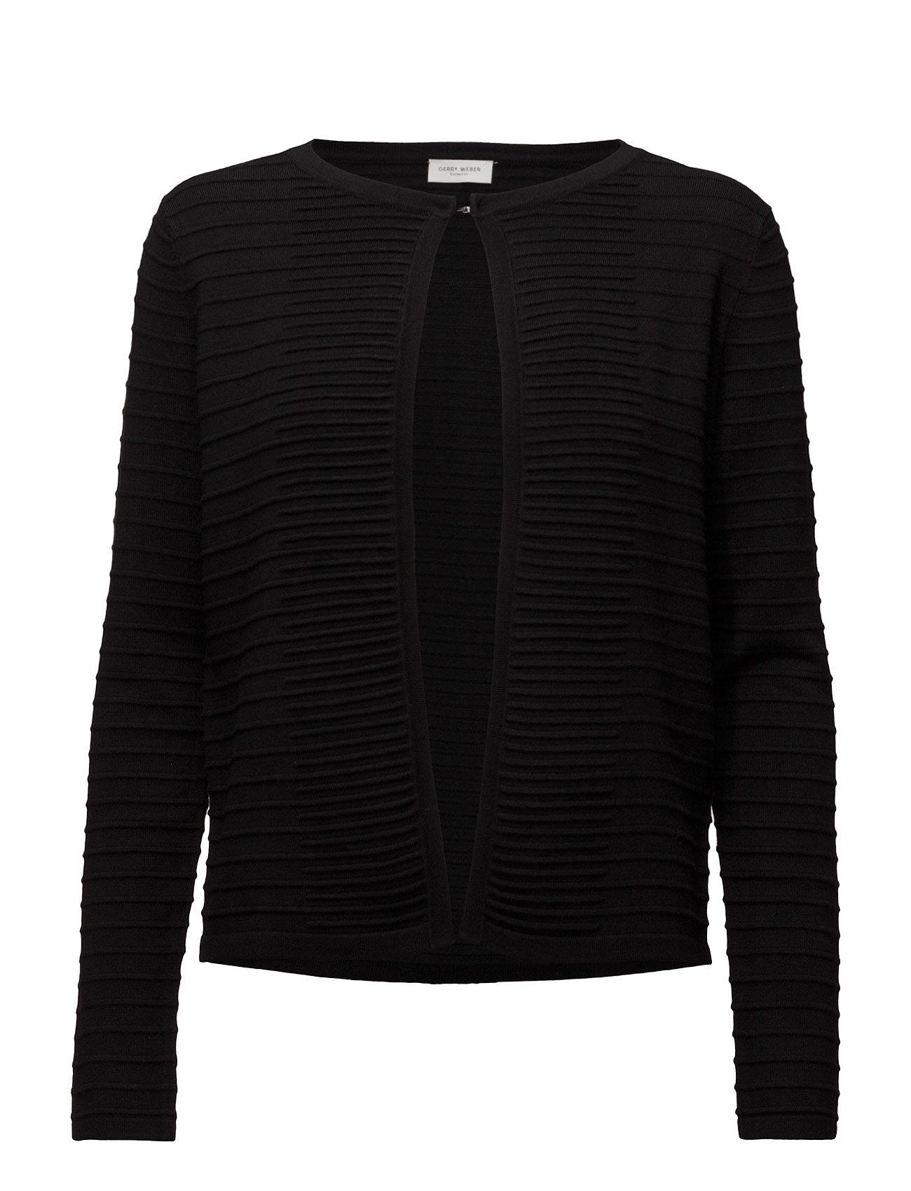Jacket Knitwear Gerry Weber Cardigans til Damer i Sort