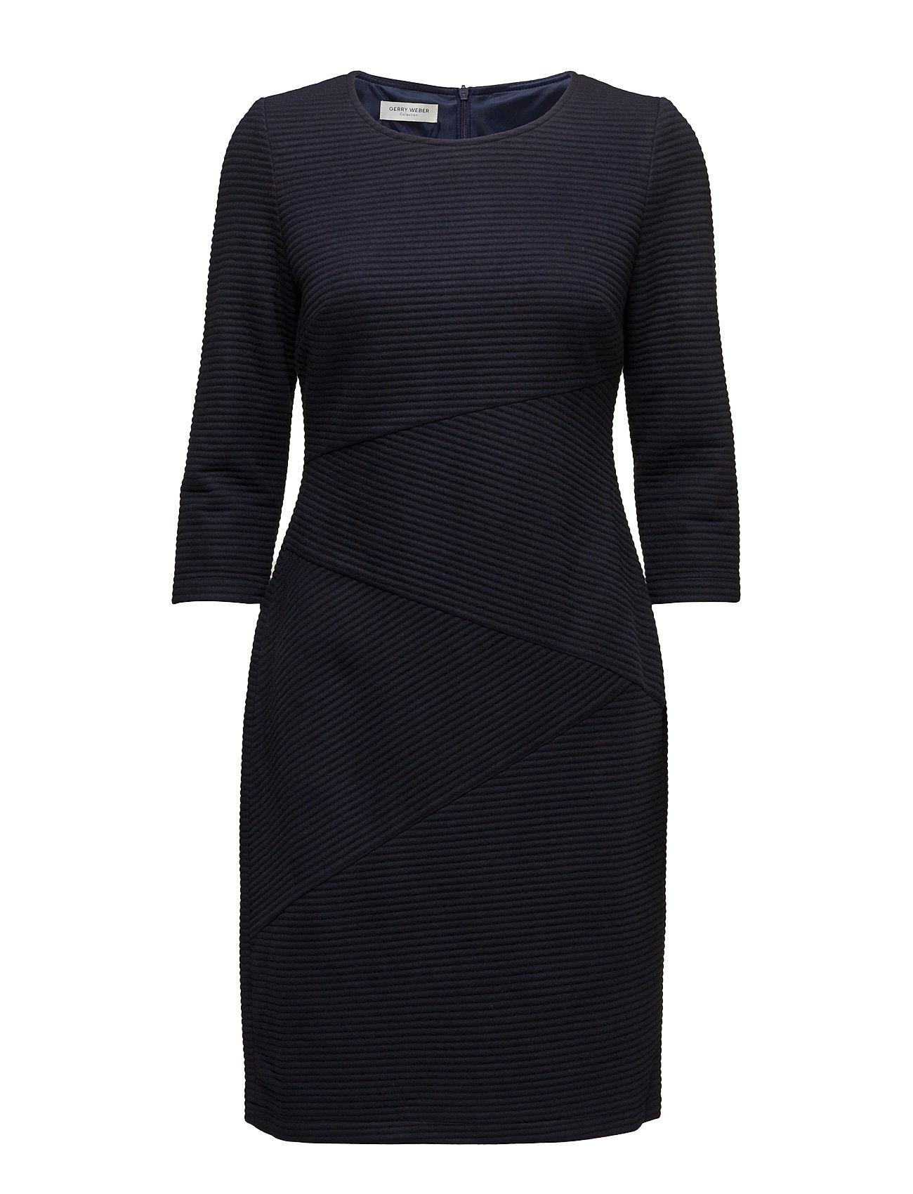 Dress Woven Fabric Gerry Weber Korte kjoler til Damer i indigo