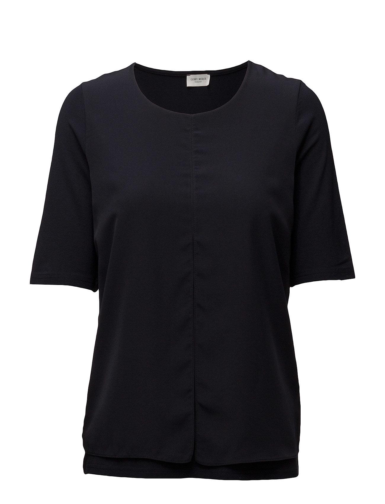 T-Shirt Short-Sleeve Gerry Weber Kortærmede til Damer i indigo