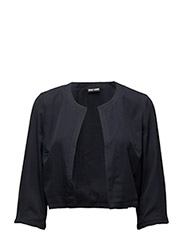 BLOUSE-JACKET - INDIGO