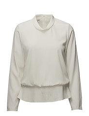 BLOUSE LONG-SLEEVE - SALT