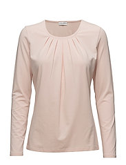 T-SHIRT LONG-SLEEVE - ROSE