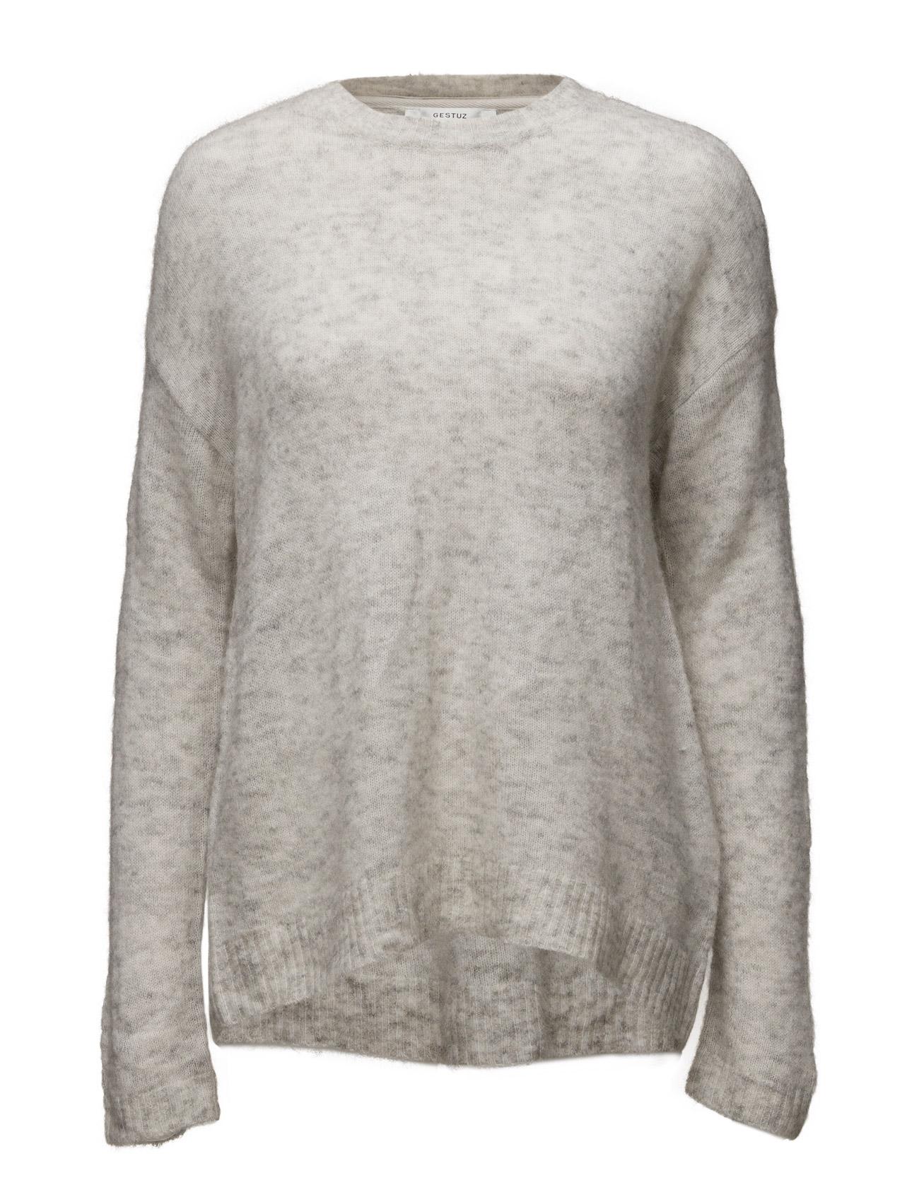Oba O-Neck Ao16 Gestuz Sweatshirts til Damer i
