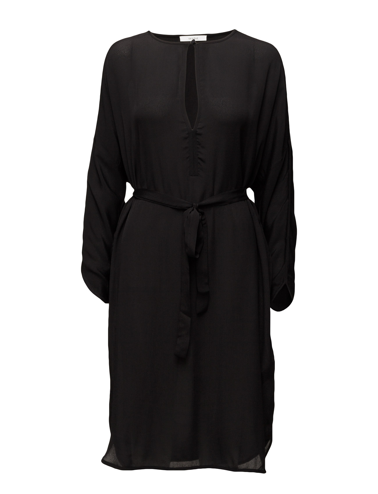 c05677e16b1 Shop Audra Tunic Ao16 Gestuz Knælange & mellemlange i Sort til Damer i en  online modebutik