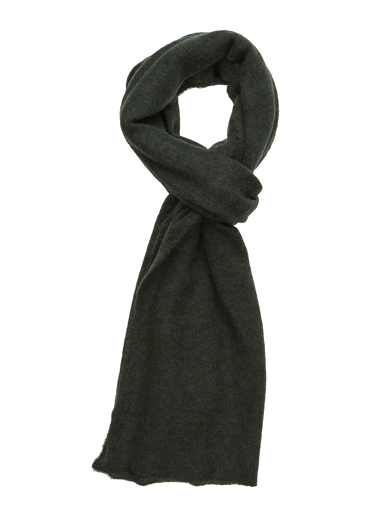Oba Scarf Ma16 Gestuz Halstørklæder til Damer i D.Grey Melange