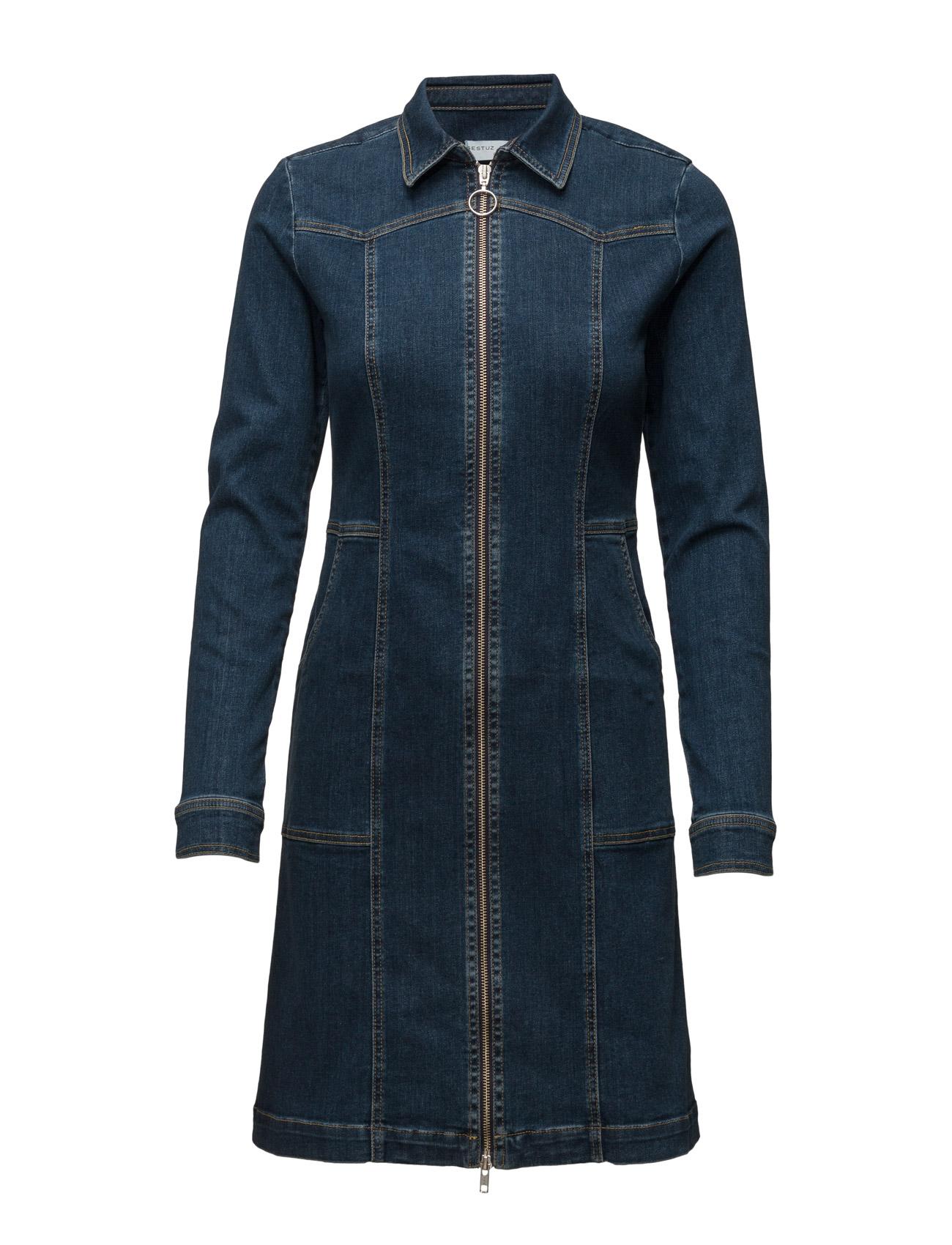 Wynne Dress So17 Gestuz Knælange & mellemlange til Damer i