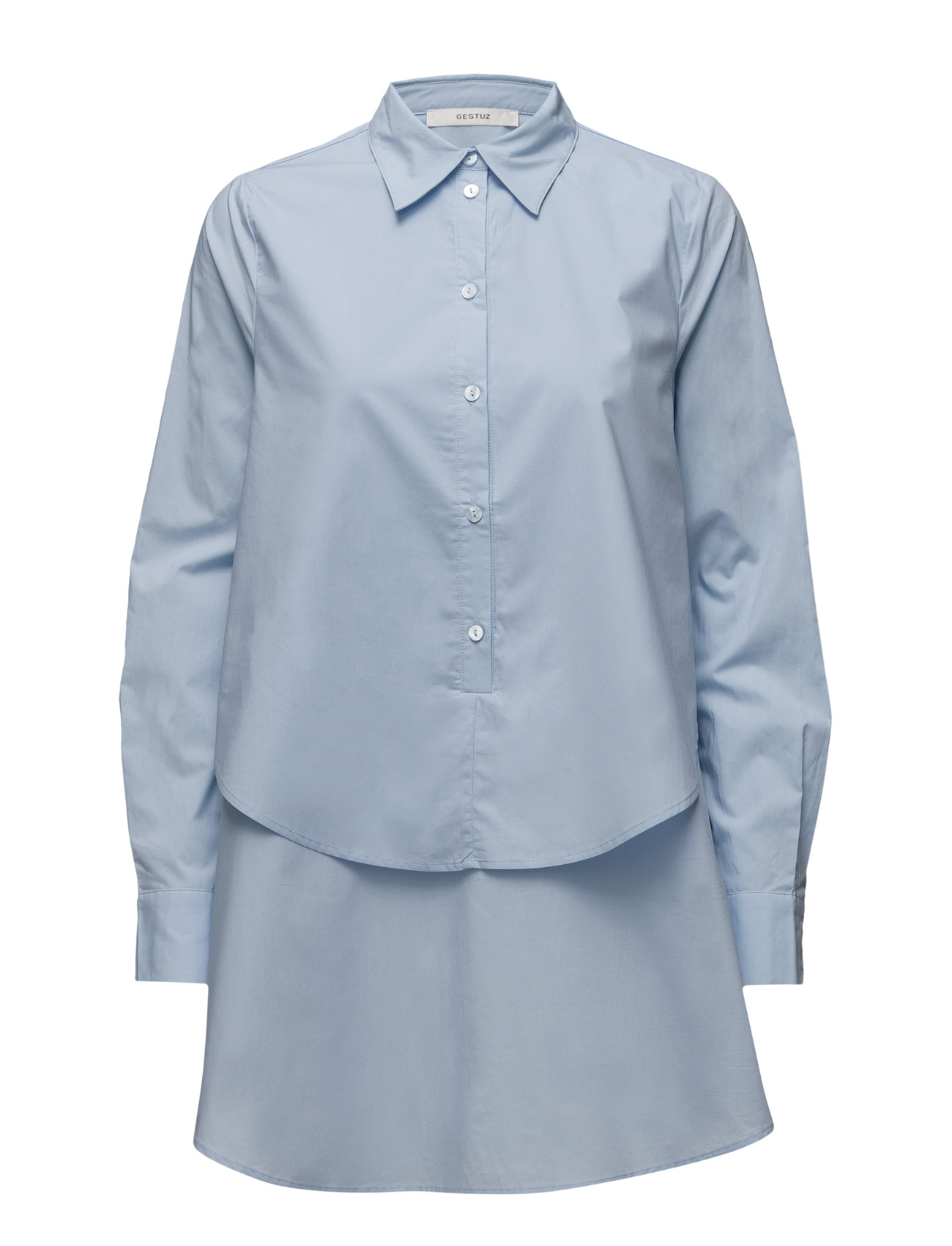 Ira Shirt So17 Gestuz Trøjer til Kvinder i Kentucky Blå
