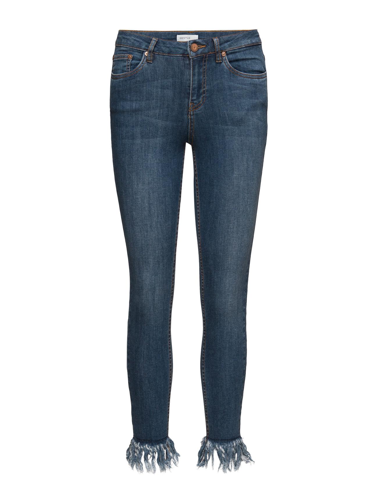 Gestuz Maggie fringes jeans ZE3 16