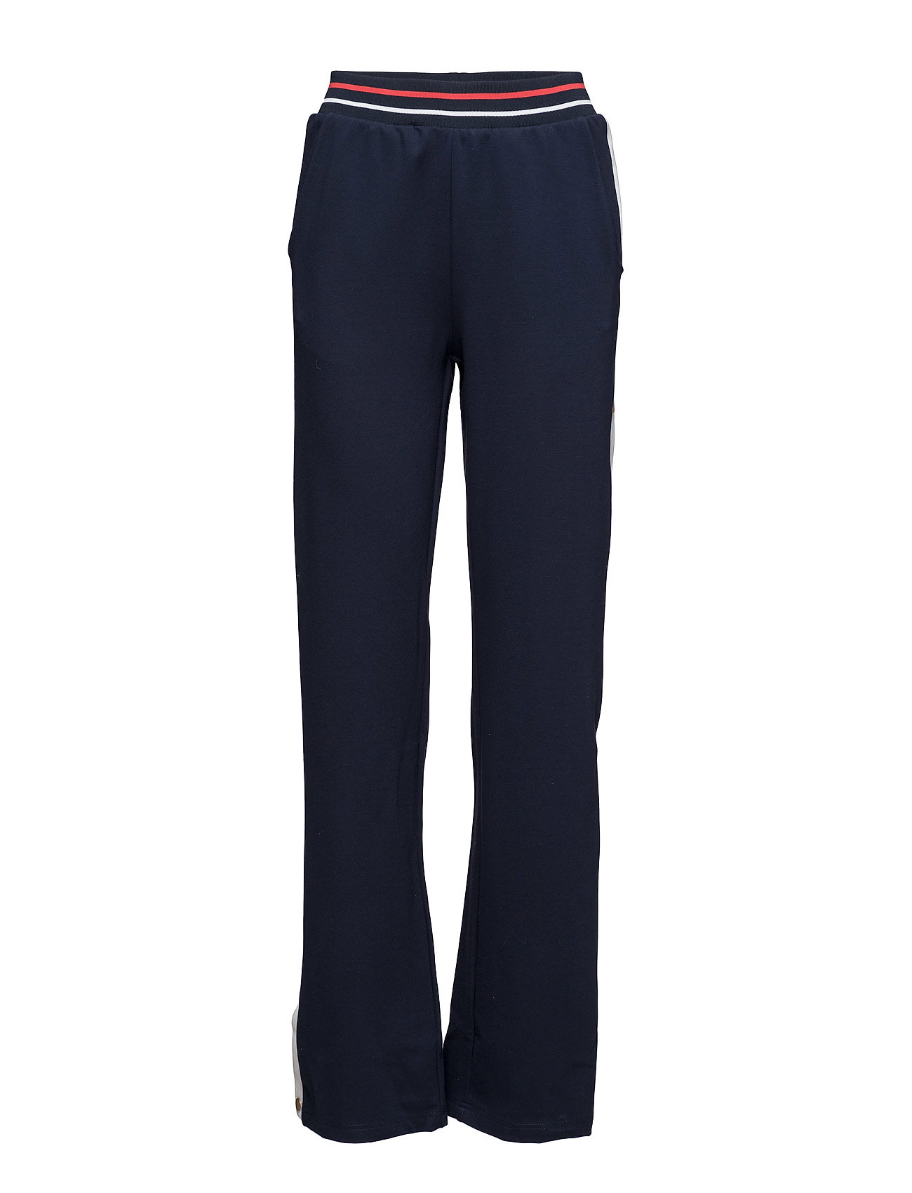 Caren Pants Ze4 16 Gestuz Bukser til Kvinder i Deep Well