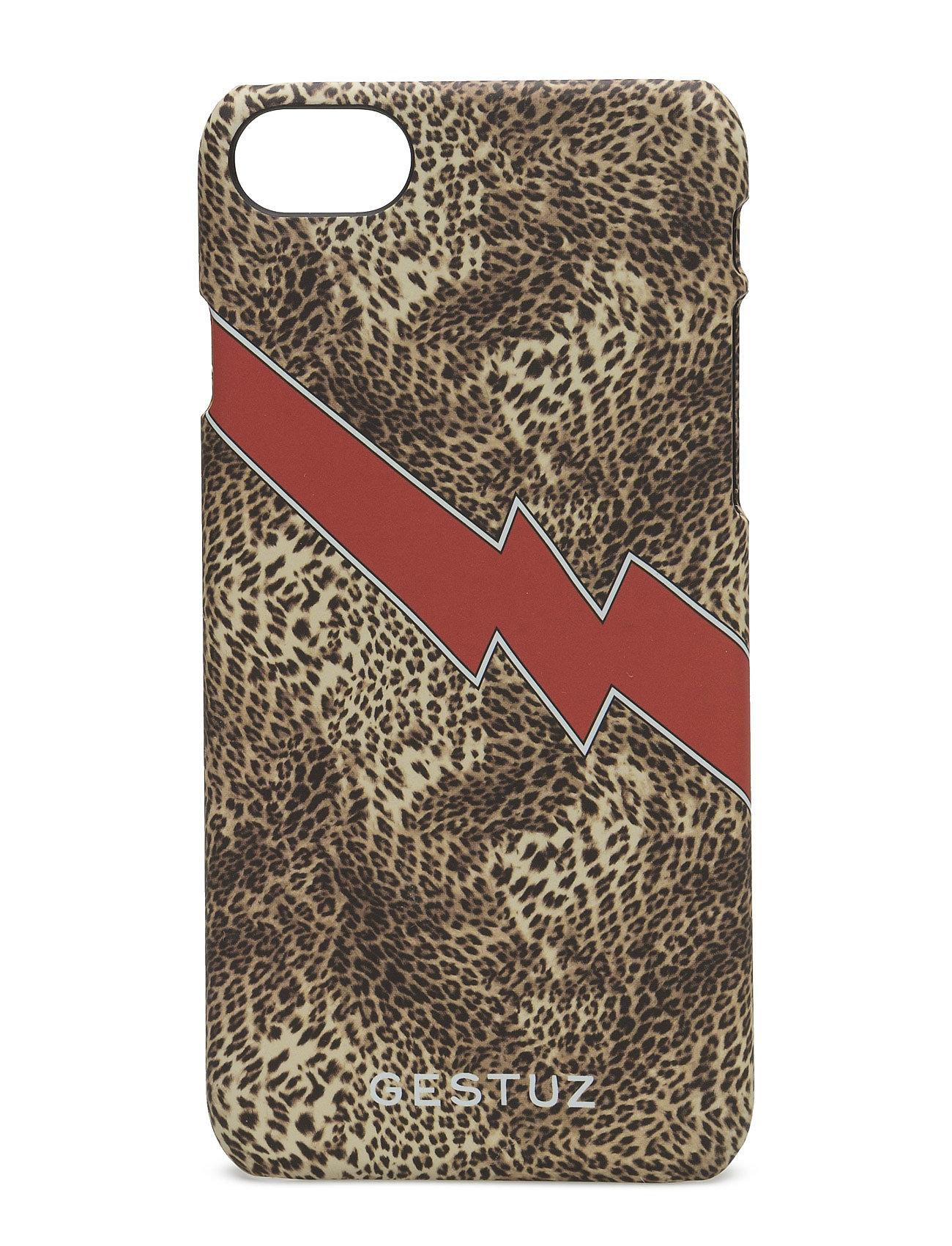 Find Mobile Cover Ma17 Gestuz Mobiltelefon accessories i Leopard til Damer  i en webshop 8ed6b8918eb0f