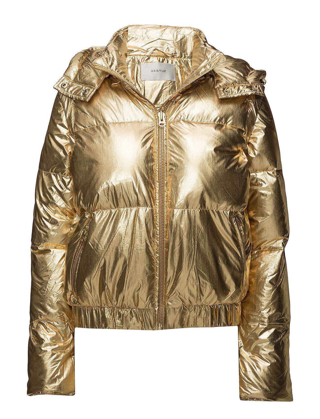 Gestuz Gold jacket YE2017